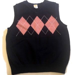 Gymboree sweater vest